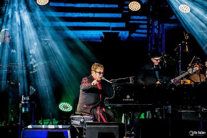 The Factory Studio - Elton John - Pompei